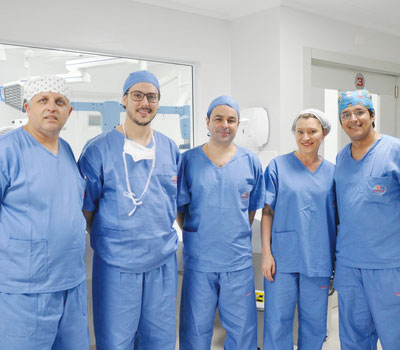 Santa Monica Cirurgia